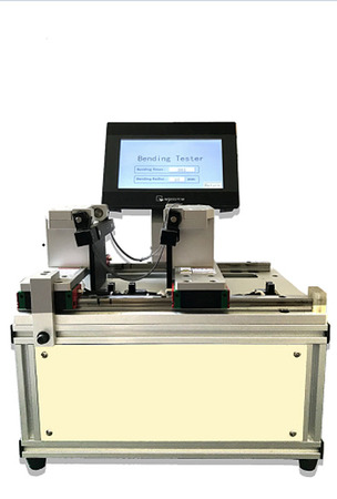 Flexible bending tester